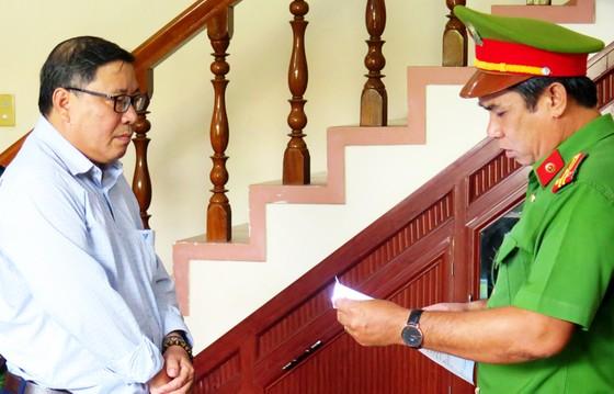 Công an Phú Yên bắt giam nguyên Chủ tịch UBND huyện Đông Hòa  ảnh 1