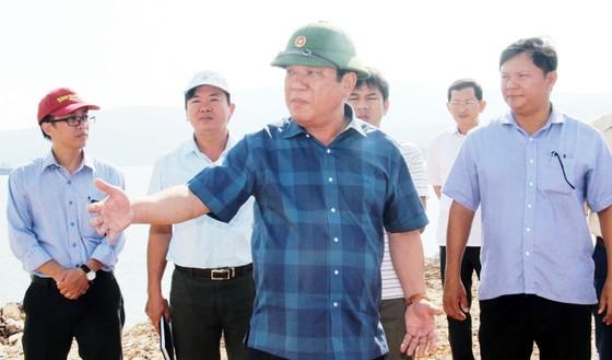 Bí thư Tỉnh ủy Bình Định: Nếu cần thiết, không cho DN làm cảng xăng dầu tại đầm Thị Nại ảnh 1
