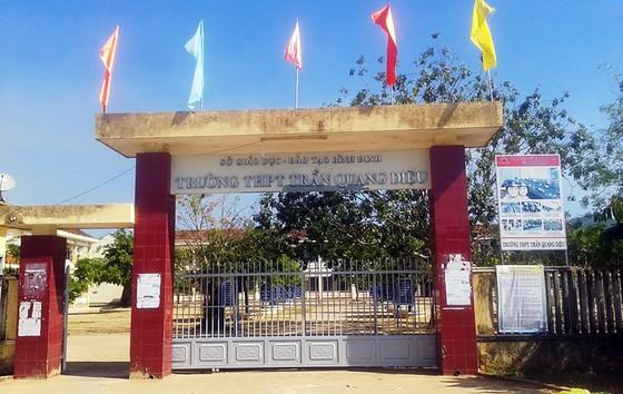 Vụ nam sinh đánh thầy Toán tại Bình Định: Sở cho biết nguyên nhân có thể từ cả hai ảnh 1