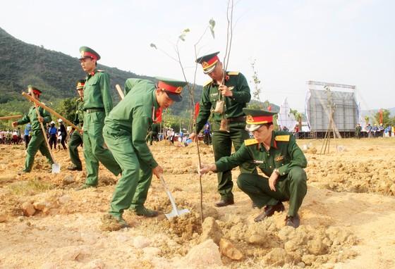 Trồng mới 2 triệu cây xanh phát động Tháng Thanh niên 2019 ảnh 4