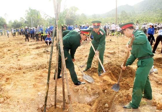 Trồng mới 2 triệu cây xanh phát động Tháng Thanh niên 2019 ảnh 12