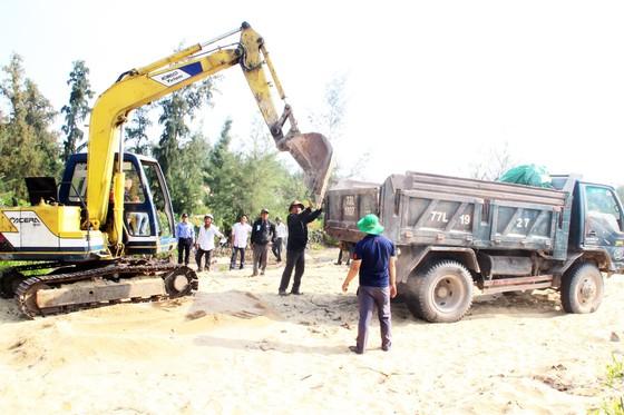 """Khu kinh tế Nhơn Hội bị nhiều đối tượng cát cứ, """"xà xẻo"""" làm của riêng ảnh 8"""