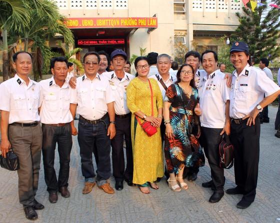 500 lính đảo Trường Sa về Phú Yên để tưởng niệm 64 liệt sỹ Gạc Ma ảnh 4