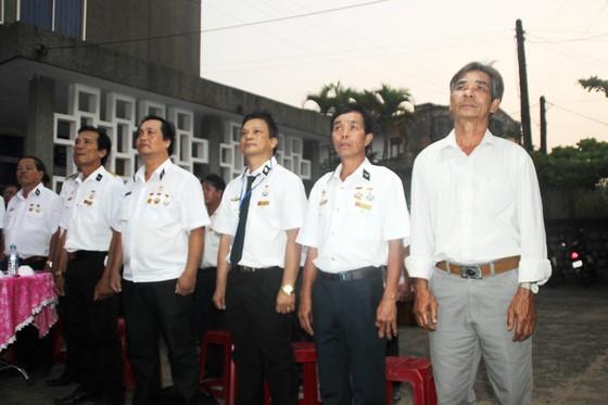 500 lính đảo Trường Sa về Phú Yên để tưởng niệm 64 liệt sỹ Gạc Ma ảnh 6