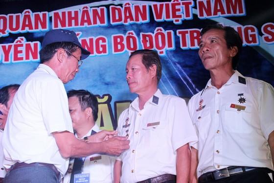 500 lính đảo Trường Sa về Phú Yên để tưởng niệm 64 liệt sỹ Gạc Ma ảnh 7