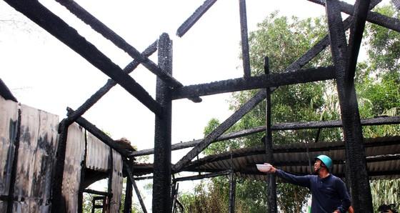 Ngôi chùa 55 tuổi ở Phú Yên bị lửa lớn thiêu rụi ảnh 3