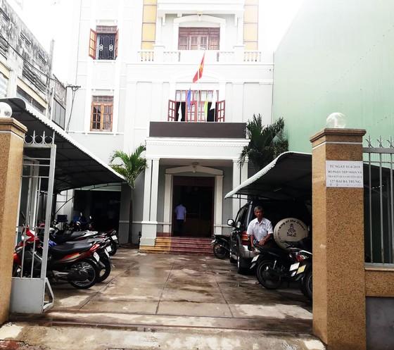 Cháy kho chứa hồ sơ của văn phòng đăng ký đất đai tỉnh Bình Định ảnh 3