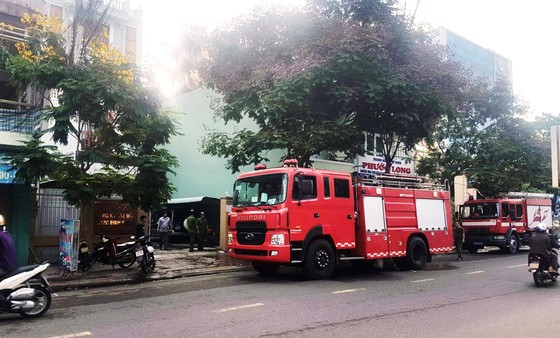 Cháy kho chứa hồ sơ của văn phòng đăng ký đất đai tỉnh Bình Định ảnh 2