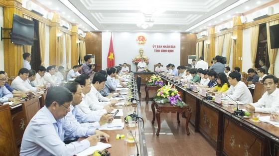 Bình Định cần quan tâm phát triển nền kinh tế biển ảnh 2