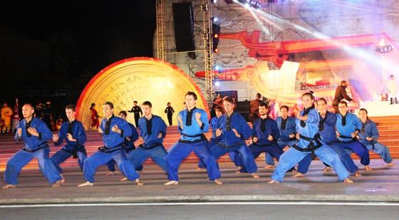 Khai mạc Liên hoan quốc tế Võ cổ truyền Việt Nam lần thứ VII – 2019 ảnh 8