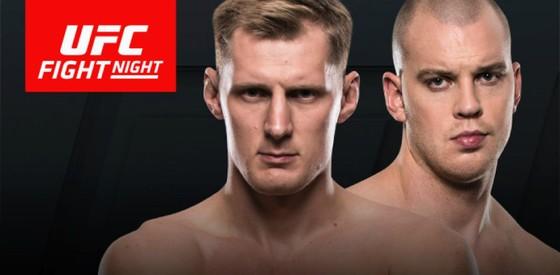 2 gã khổng lồ UFC so găng