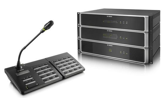 Hệ thống PAVIRO tích hợp công nghệ mạng IP hiện đại