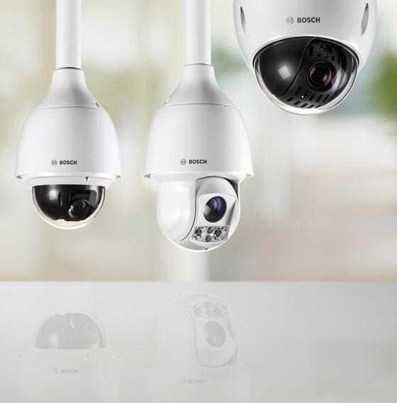 Camera Autodome IP 4000i, 5000i tích hợp tính năng thông minh