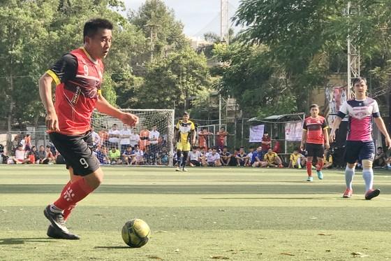 Giải bóng đá Doanh nghiệp trẻ tiêu biểu khu vực miền Nam - Cúp Trí Tuệ Việt lần 1-2018 ảnh 2
