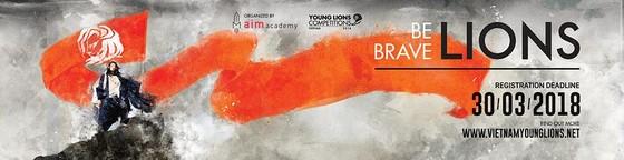 Vietnam Young Lions 2018: Tìm thí sinh sáng tạo hàng đầu thế giới ảnh 1