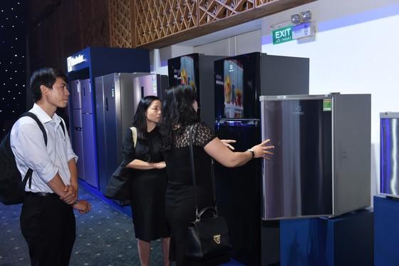 Electrolux giới thiệu 3 nhóm sản phẩm chiến lược