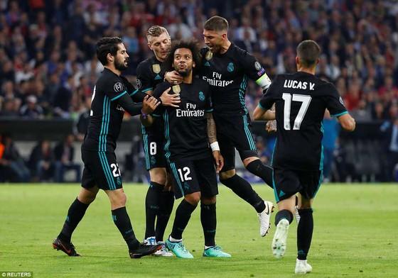 Marcelo gỡ hòa, Asensio ấn định chiến thắng ảnh 7