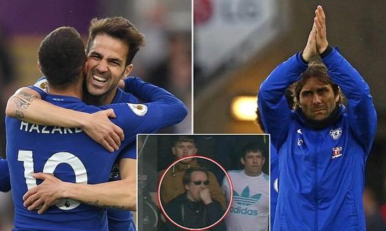 HLV Conte, Fabregas chạm kỷ lục, Chelsea hy vọng tốp 4 ảnh 1