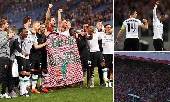 Roma - Liverpool 4-2 (chung cuộc 6-7): Lữ đoàn đỏ tiến vào chung kết
