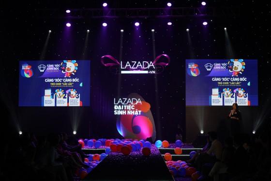 Sau 6 năm, Website Lazada Việt Nam thu hút 30 triệu lượt truy cập hàng tháng