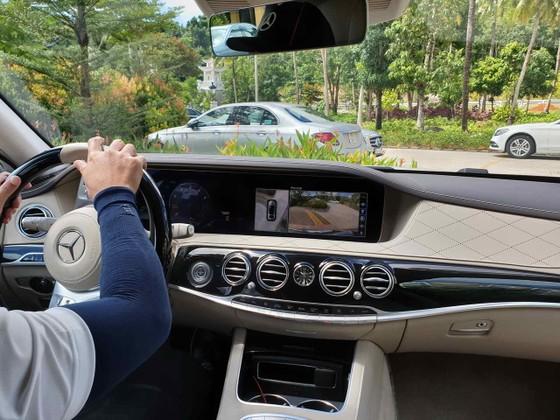 Trải nghiệm S-Class và Mercedes-Maybach nâng cấp