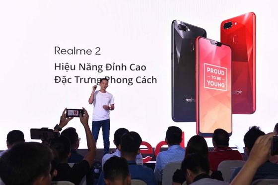 Realme chính thức đến Việt Nam