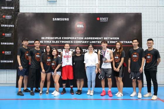 Samsung Vina là nhà tài trợ 5 năm Giải Bóng rổ RBL x Samsung 2018