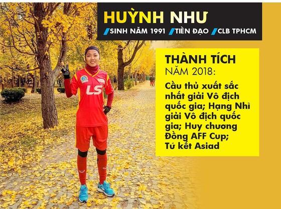 Trực tiếp Gala Trao giải QBV Việt Nam 2018: Tuyết Dung đoạt Quả bóng vàng nữ ảnh 15