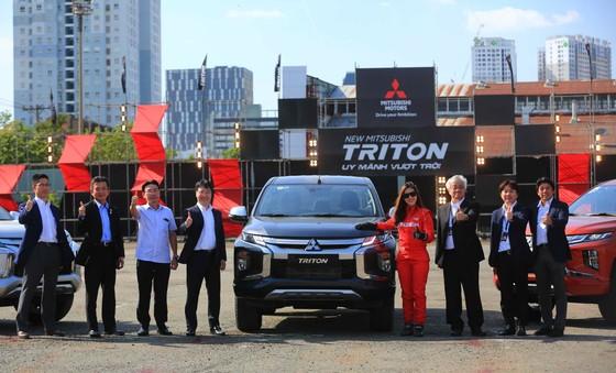 Mitsubishi Triton mới - Uy mãnh vượt trội