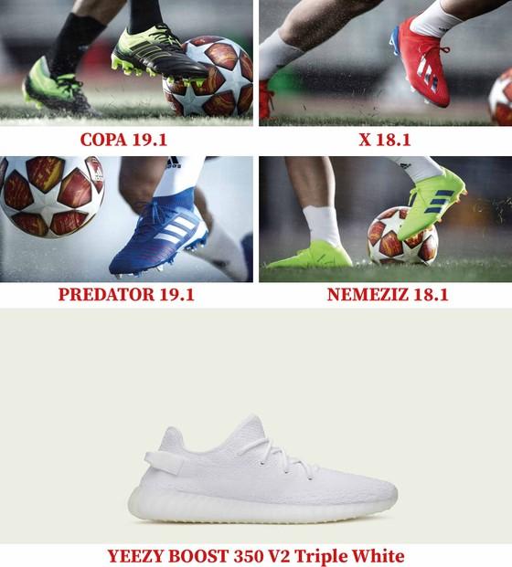 """adidas Exhibit Pack – """"tuyệt chiêu"""" của các ngôi sao bóng đá ảnh 1"""