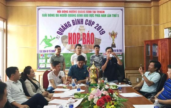 16 đội tranh tài Giải bóng đá Quảng Bình Cúp 2019 hứa hẹn đầy hấp dẫn ảnh 1