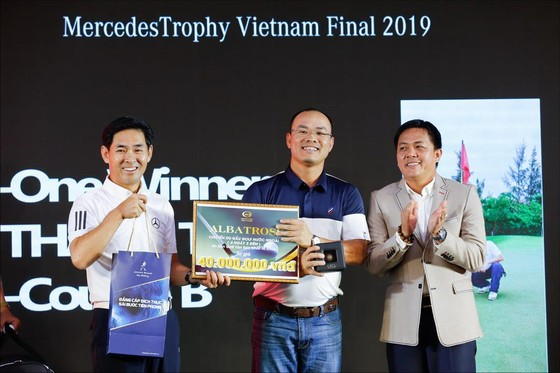 Chung kết MercedesTrophy Việt Nam 2019: Mercedes-Benz phát triển cộng đồng gôn thủ