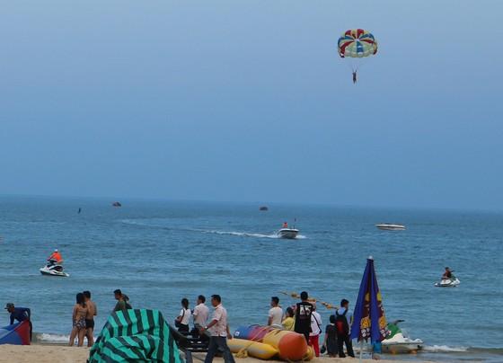 Sôi động mùa du lịch biển Đà Nẵng 2018 ảnh 7