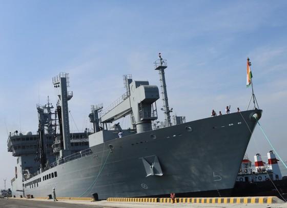 Hạm đội miền Đông Ấn Độ sẽ diễn tập hàng hải chung với Hải quân Việt Nam ảnh 11