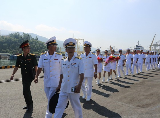 Hạm đội miền Đông Ấn Độ sẽ diễn tập hàng hải chung với Hải quân Việt Nam ảnh 7