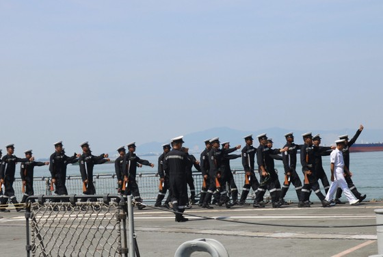 Hạm đội miền Đông Ấn Độ sẽ diễn tập hàng hải chung với Hải quân Việt Nam ảnh 8