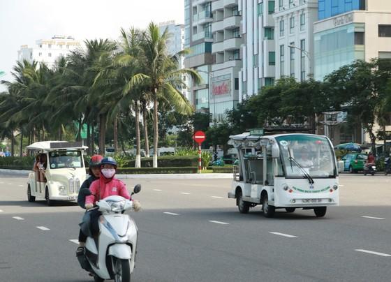 Xe điện du lịch thí điểm tại Đà Nẵng hoạt động sai giờ, sai tuyến ảnh 2