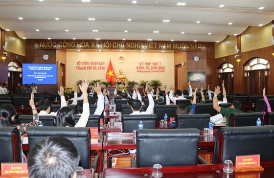 Bầu 3 vị trí lãnh đạo chủ chốt HĐND và UBND TP Đà Nẵng ảnh 1