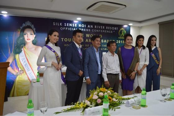 """Cuộc thi """"Hoa hậu Đại sứ du lịch thế giới"""" sẽ được tổ chức tại Hội An ảnh 1"""