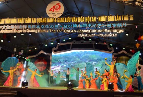 """Khai mạc """"Những ngày văn hóa Nhật Bản tại Quảng Nam"""" ảnh 2"""