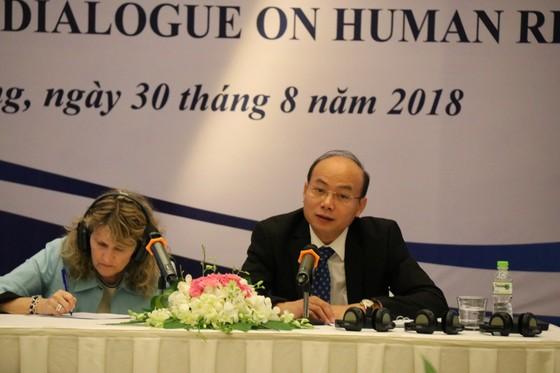 Đà Nẵng, Hội thảo quốc tế về tập huấn và đối thoại quyền con người ảnh 1
