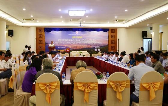Đà Nẵng, khắc phục những hạn chế để phát triển đô thị với một tầm nhìn chiến lược- bền vững ảnh 4