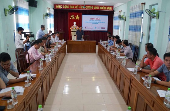 Gần 120 đoàn tham gia giải Việt giã truyền thống Báo Quảng Nam lần thứ 22 ảnh 1