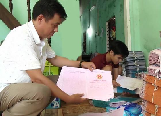 Quảng Nam: Vẫn chưa tìm được 2 máy tính bị mất chứa 20 ngàn sổ đỏ ảnh 1