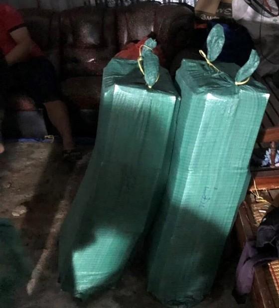 Thu giữ 6.500 gói thuốc lá không rõ nguồn gốc  ảnh 1