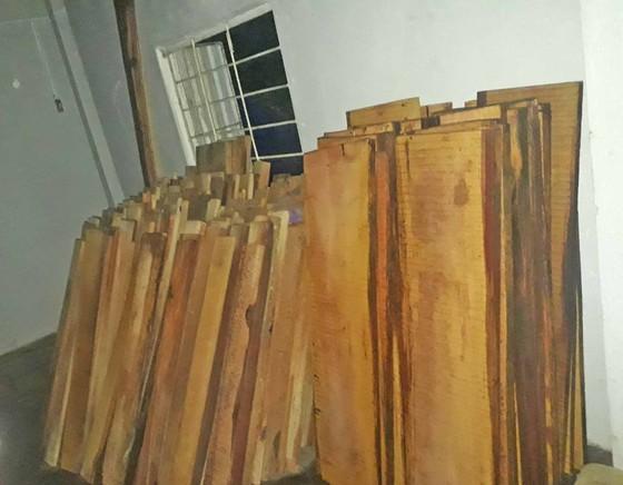 Giám đốc thủy điện chứa gỗ không rõ nguồn gốc ảnh 1