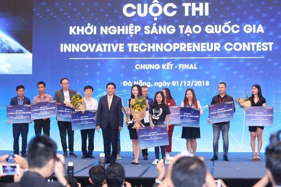 Đội Abivin giành giải nhất cuộc thi chung kết Khởi nghiệp sáng tạo quốc gia 2018 ảnh 1
