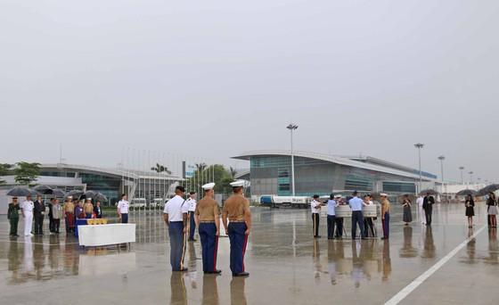 Việt Nam bàn giao ba bộ hài cốt quân nhân Mỹ  ảnh 3