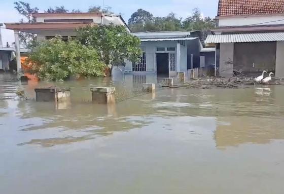 Gần 17.000 ngôi nhà ở Quảng Nam vẫn còn ngập trong nước ảnh 2