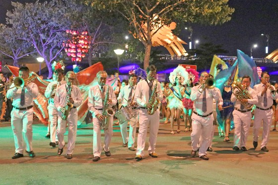 Đà Nẵng tổ chức bắn pháo hoa kỷ niệm 22 năm thành phố trực thuộc Trung ương ảnh 3